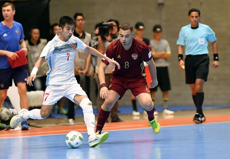 Quoc vuong Thai Lan qua doi, Futsal AFF cup 2016 doi dia diem thi dau - Anh 1