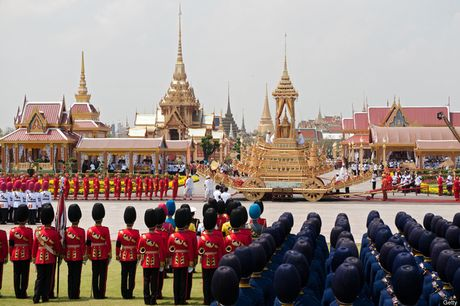 Dam tang hoang gia Thai Lan co the se duoc to chuc nhu the nao? - Anh 6