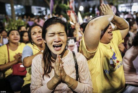 Nhin nhung buc anh nay, nguoi ta moi hieu nguoi dan Thai Lan dau don den nhuong nao truoc su ra di cua vua Bhumibol - Anh 12