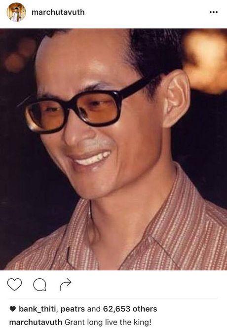 Sao Thai Lan dau buon, bay to thuong tiec truoc su ra di cua Quoc Vuong Bhumibol - Anh 4