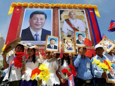 Ong Tap Can Binh tham Campuchia, 31 thoa thuan duoc ky - Anh 1