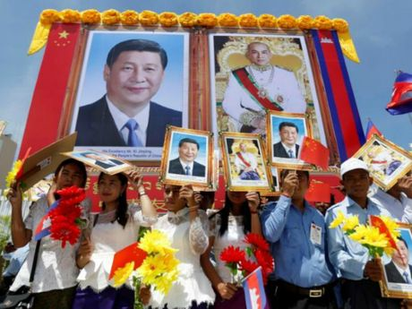 Ong Tap Can Binh tham Campuchia, 31 thoa thuan duoc ky - Anh 2