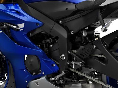 Yamaha gioi thieu sieu moto R6 2017 - Anh 11