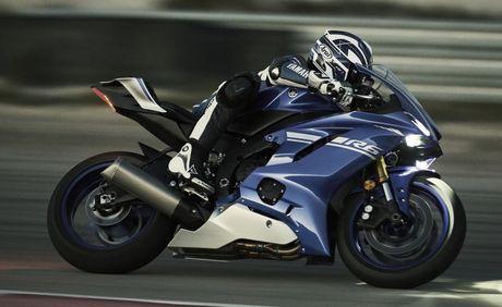 Yamaha gioi thieu sieu moto R6 2017 - Anh 14