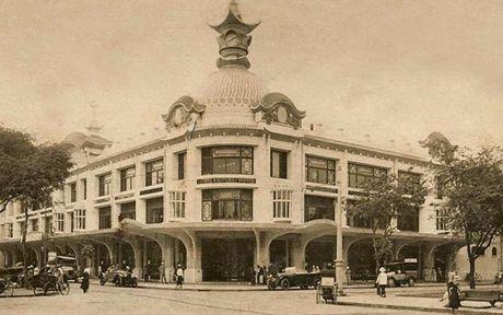 Buoi khai truong hoanh trang cua thuong xa Tax nam 1924 - Anh 1