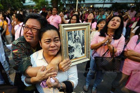 Lanh dao Viet Nam chia buon sau sac khi Vua Thai Lan qua doi - Anh 1