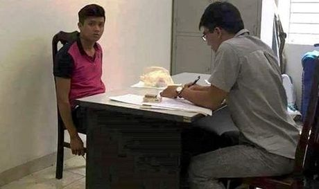 Thanh nien dam gay rang CSGT: Chua khoi to - Anh 2