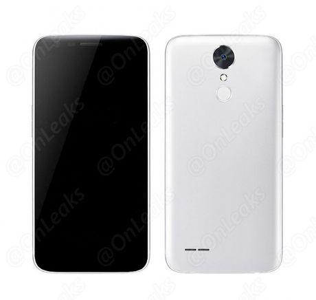 Lo thiet ke smartphone tam trung LG LV5 giong G5, co cam bien van tay - Anh 1