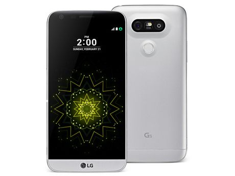 Lo thiet ke smartphone tam trung LG LV5 giong G5, co cam bien van tay - Anh 2