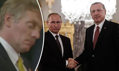 TT Putin mat mat vi phat ngon vien ngu gat khi ong dang hop voi TT Tho Nhi Ky - Anh 1