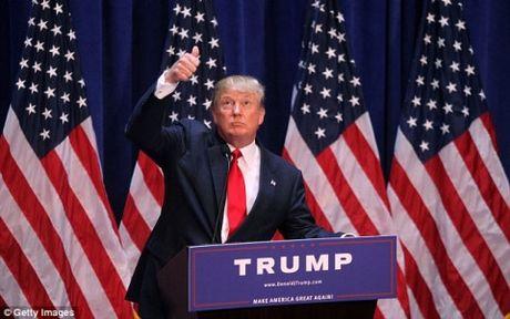 Nghi si Dang Cong hoa thay doi chong mat trong viec ung ho Trump - Anh 1