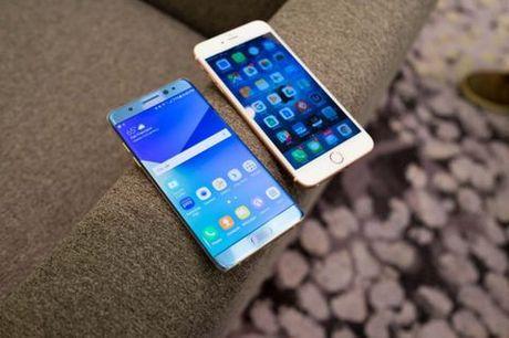 Samsung thu hoi hon 12.600 chiec Galaxy Note 7 tai Viet Nam - Anh 1
