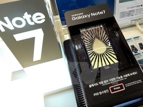 Samsung Viet Nam khong cat giam nhan su vi su co Galaxy Note 7 - Anh 1