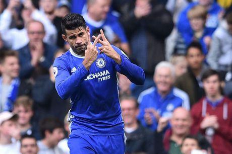 Costa, Hazard, Moses lap cong, bay cao an no hanh cua Chelsea - Anh 5