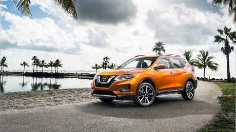 Nissan Rogue 2017, doi thu cua Honda CR-V va Mazda CX-5, duoc chot gia - Anh 1