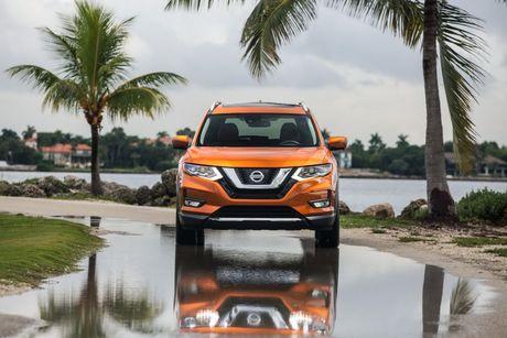 Nissan Rogue 2017, doi thu cua Honda CR-V va Mazda CX-5, duoc chot gia - Anh 2