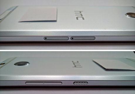 Dien thoai Android khong jack cam tai nghe dau tien cua HTC: HTC Bolt lo hinh anh thuc te - Anh 2