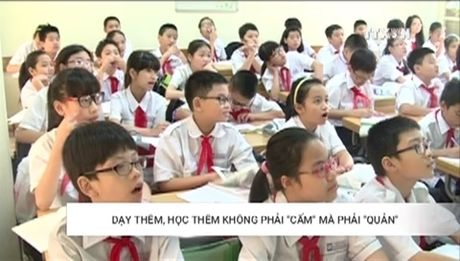 "Day them, hoc them khong phai ""cam"" ma phai ""quan"" - Anh 1"