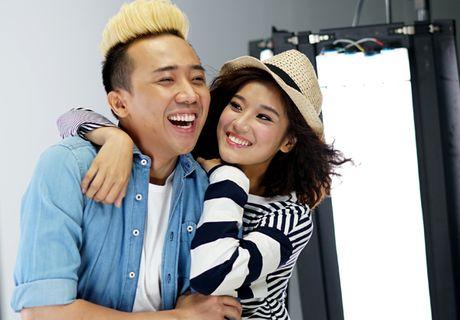 Vang Hari Won, Tran Thanh tinh tu than mat ben Hoang Yen Chibi - Anh 1