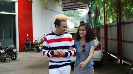 Vang Hari Won, Tran Thanh tinh tu than mat ben Hoang Yen Chibi - Anh 8