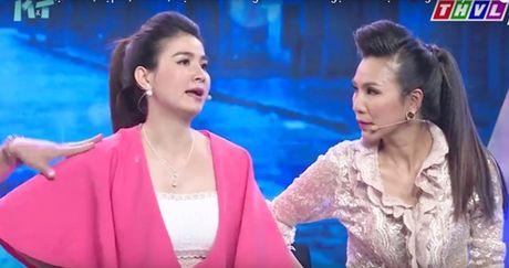 "Kha Ly ""nhuong"" chong cho Khanh Ngoc de tinh tu voi trai dep - Anh 1"
