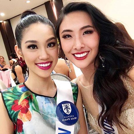 Phuong Linh bat ngo duoc to chuc sinh nhat ben thi sinh Hoa hau Quoc te 2016 - Anh 3