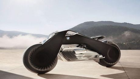 Chiem nguong chiec sieu moto nguoi doi ngoai doi thuc cua BMW - Anh 1