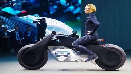 Chiem nguong chiec sieu moto nguoi doi ngoai doi thuc cua BMW - Anh 2
