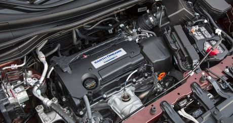 So sanh truc quan giua Honda CR-V 2017 va the he cu - Anh 12