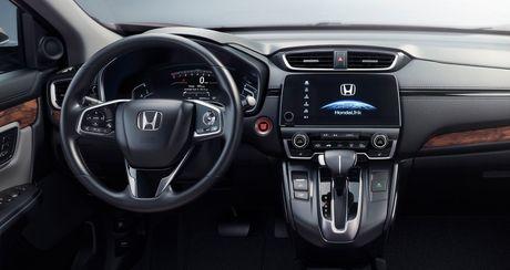 So sanh truc quan giua Honda CR-V 2017 va the he cu - Anh 7