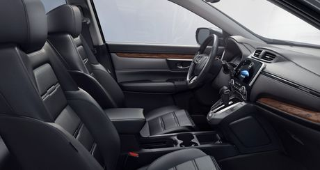 So sanh truc quan giua Honda CR-V 2017 va the he cu - Anh 9