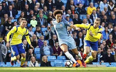 Chi tiet Man City - Everton: Xung dang co diem (KT) - Anh 3