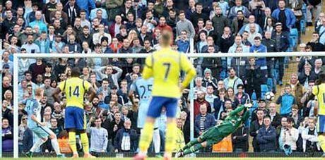 Chi tiet Man City - Everton: Xung dang co diem (KT) - Anh 5