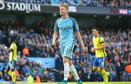 Chi tiet Man City - Everton: Xung dang co diem (KT) - Anh 6