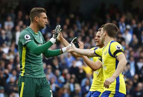 Chi tiet Man City - Everton: Xung dang co diem (KT) - Anh 7