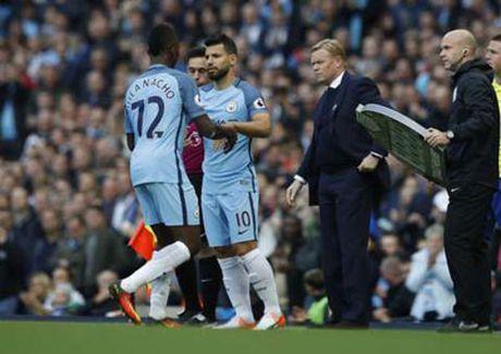 Chi tiet Man City - Everton: Xung dang co diem (KT) - Anh 8
