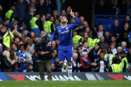 Chelsea vs Leicester City (3-0): HLV Conte xua may den - Anh 2