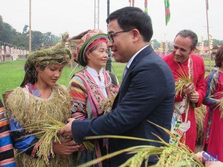 Festival ao dai Ha Noi: diem den van hoa nhung ngay cuoi tuan - Anh 3