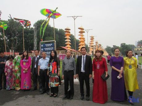 Festival ao dai Ha Noi: diem den van hoa nhung ngay cuoi tuan - Anh 4