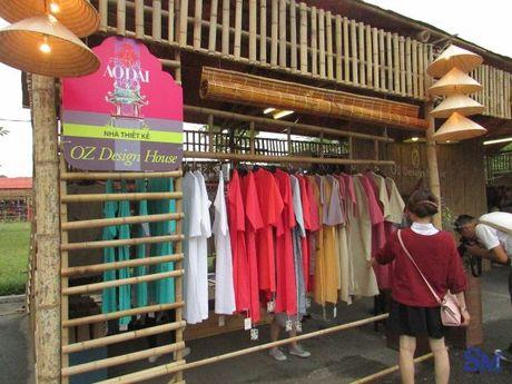 Festival ao dai Ha Noi: diem den van hoa nhung ngay cuoi tuan - Anh 7