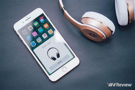 Danh gia chat am iPhone 7 Plus: bo 3.5mm, lan dau co chip am thanh khong day W1 - Anh 6
