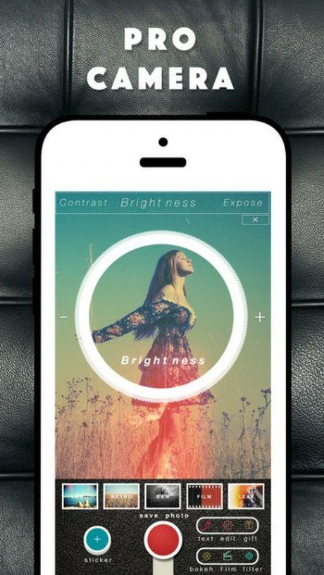 10 ung dung mien phi cho iOS trong ngay 15/10 - Anh 1