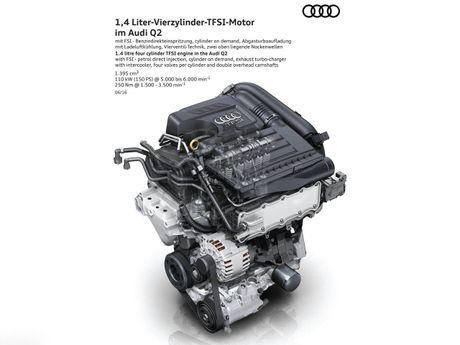 SUV nho Audi Q2 hoan toan moi bat ngo ve Viet Nam - Anh 3