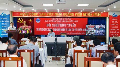 "Co che thoang, van tai thuy ""but pha"" trong 9 thang dau nam - Anh 1"