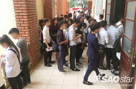 Giong hat Viet tuyen sinh tai Thai Nguyen: 'Tuong khong dong ma dong khong tuong' - Anh 4