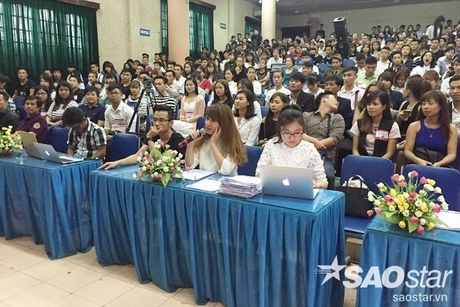 Giong hat Viet tuyen sinh tai Thai Nguyen: 'Tuong khong dong ma dong khong tuong' - Anh 6