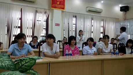 CD cac KCN tinh Hoa Binh: Gap mat can bo nu cong CDCS - Anh 2