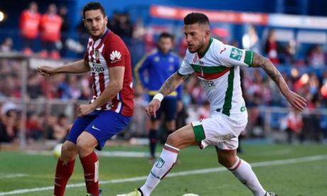 Nhan dinh Atletico Madrid vs Granada 23h30 ngay 15/10 (La Liga 2016/17) - Anh 1
