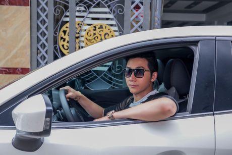 Sieu mau Nam Phong va xe cung - Anh 2