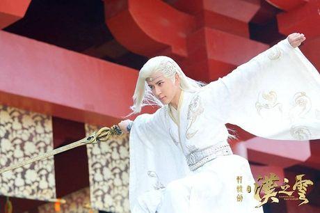 'My nam co trang' Vu Mong Lung dep ma mi trong phim moi - Anh 3
